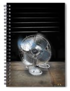 Spin Spiral Notebook