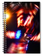 Spin Two Spiral Notebook