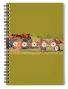 Spindizzy1233 Spiral Notebook
