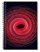 Spiral Abstract 24 Spiral Notebook