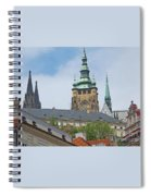 Spires Of St. Vitus Spiral Notebook