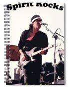 Spirit At The Gorge 14c Spiral Notebook