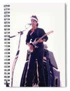 Spirit At The Gorge 16a Spiral Notebook