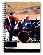 Spirit At The Gorge 36a Spiral Notebook