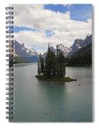 Spirit Island Spiral Notebook