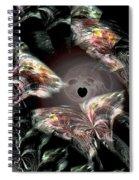 Spirit Of Love Spiral Notebook