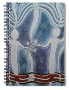 Spirit Watchers  Spiral Notebook