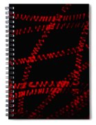 Spirogyra Sp. Algae Lm Spiral Notebook