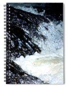 Splashes And Suds Spiral Notebook