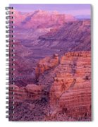 Splendor Of Utah Spiral Notebook