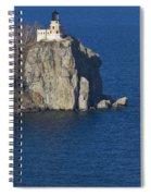 Split Rock Lighthouse 77 Spiral Notebook