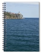 Split Rock Lighthouse 80 Spiral Notebook