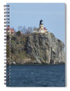 Split Rock Lighthouse 83 Spiral Notebook