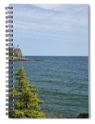 Split Rock Lighthouse 92 Spiral Notebook