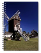 Spocott Windmill Spiral Notebook