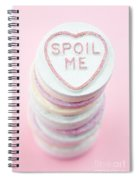 Spoil Me Spiral Notebook