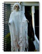 Spooky Flight Spiral Notebook