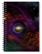 Spooky Spiral Notebook