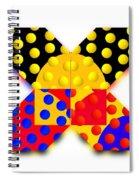 Sport Spot Spiral Notebook