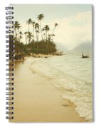 Sprecks Beach Spiral Notebook
