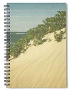 Sprecks - The Dunes Spiral Notebook