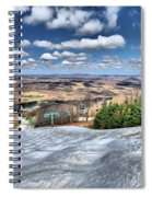 Spring Bumps Spiral Notebook
