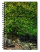 Spring Canopy Spiral Notebook