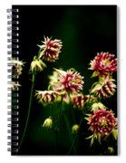 Spring Choir Spiral Notebook