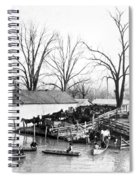 Spring Flood, 1903 Spiral Notebook