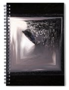 Spring Flood Squared Spiral Notebook