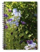 Spring Garden 2 Spiral Notebook