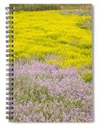 Spring In Spain Spiral Notebook