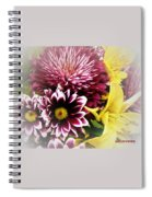 Spring Mix Spiral Notebook