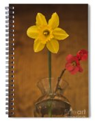 Spring On Display Spiral Notebook