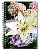 Spring Pastels  Spiral Notebook