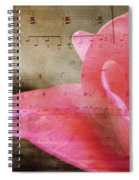 Spring Sings Spiral Notebook