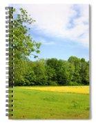 Springtime In Franklin Spiral Notebook