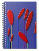 Sprung Spiral Notebook