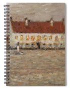 Square - Fort-philippe Spiral Notebook