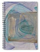 Squared Spiral Notebook