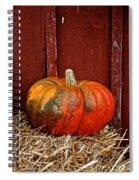 Squatter Spiral Notebook