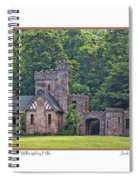 Squires Castle Spiral Notebook