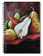 Srb Pears Spiral Notebook