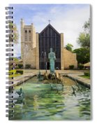St. Andrews Cathedral Spiral Notebook