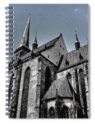 St. Bartholomew Cathedral - Pilsen Spiral Notebook