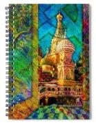 St Basils Spiral Notebook