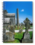 St. Canices Cathedral, Kilkenny City Spiral Notebook
