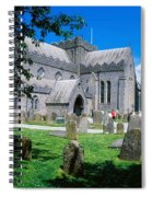 St Canices Cathedral &, Round Tower Spiral Notebook