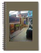 St Clair Side 1 Spiral Notebook