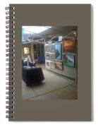 St Clair Side 2 Spiral Notebook